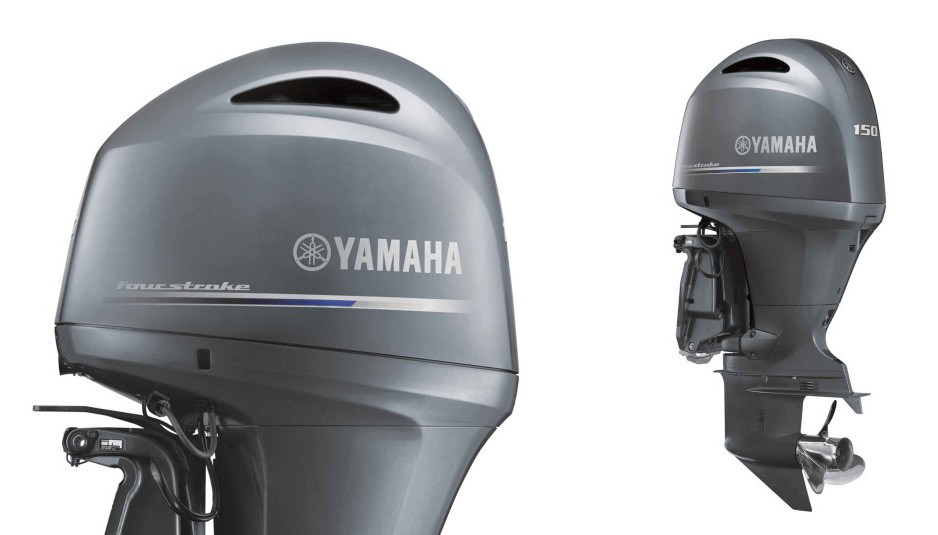 Yamaha Marine debuts the new F150 F8/FT8 outboards
