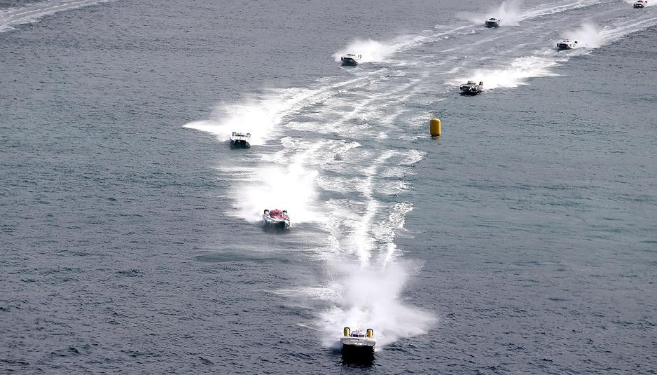 UIM XCAT World Series - Gold Coast GP - Day 2