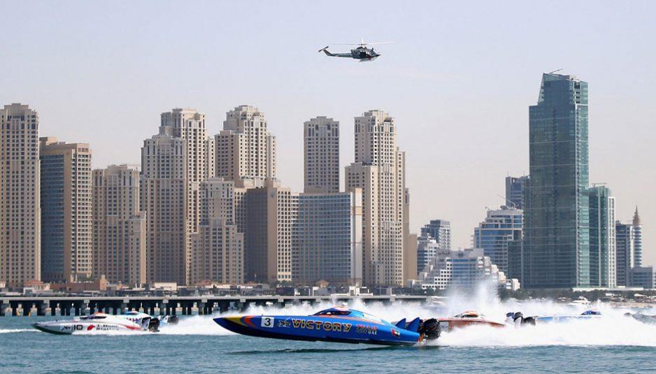 XCAT-Dubai-GP-race-Victory-start-938x535