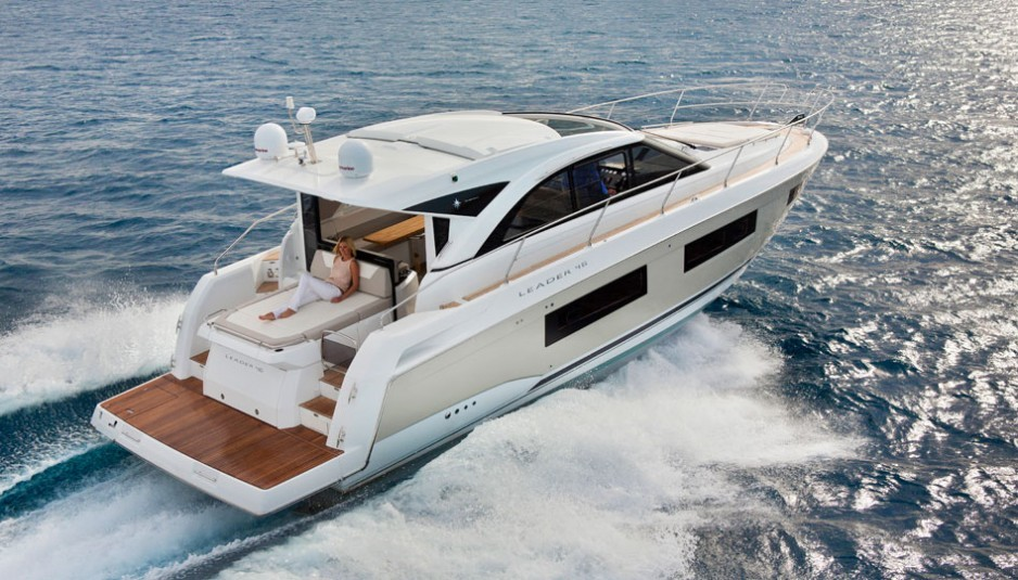 Jeanneau Leader 46: the silent leadership - Boatmag International
