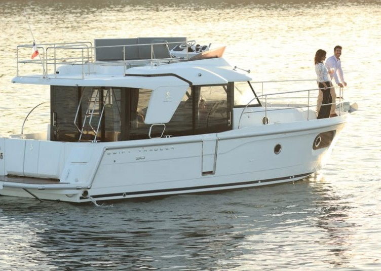 Beneteau-Trawler-30