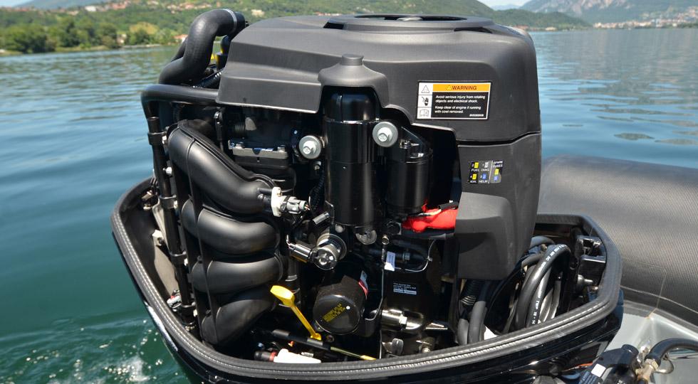 Mercury FourStroke 115 Pro XS: the third step - Boatmag