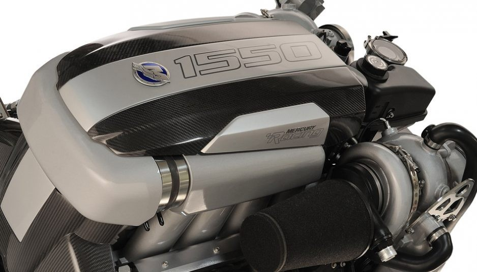 Mercury Racing QC4v 1550