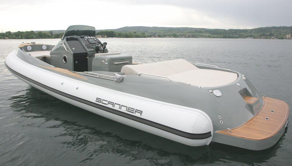 Scanner Envy 950 Touring