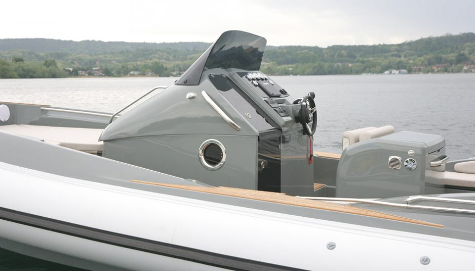 Scanner Envy 950 Touring-pilot