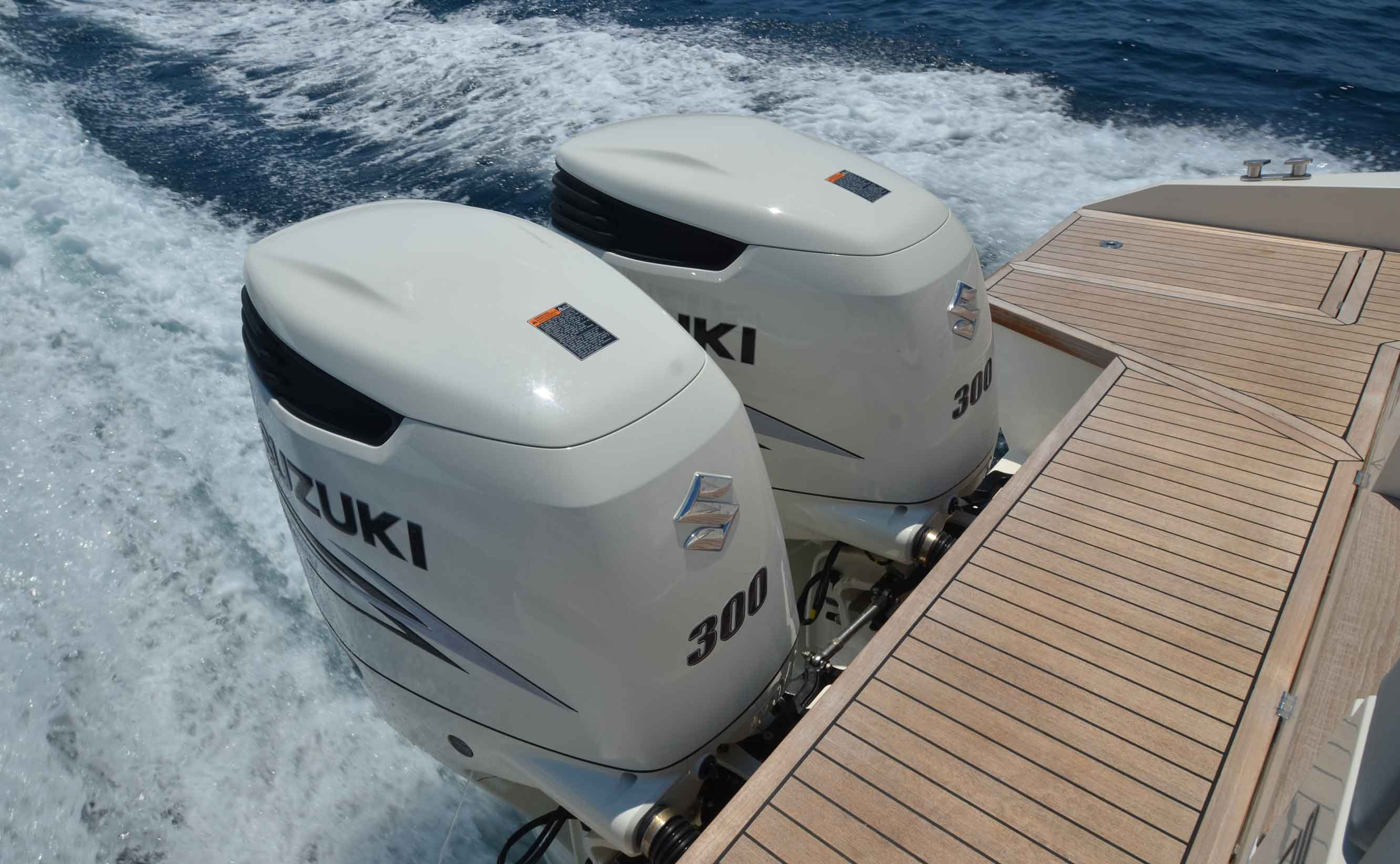 2018 suzuki 300 outboard.  outboard test boatmag on 2018 suzuki 300 outboard