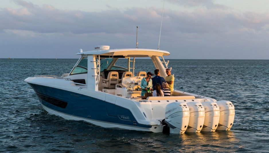 Boston Whaler 420 Outrage The Importance Of Being A Legend
