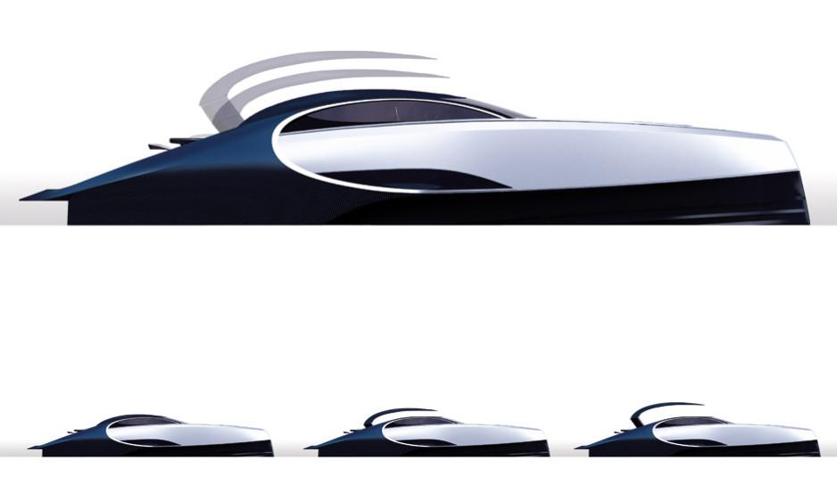 palmer johnson bugatti niniette 66: tech and luxury meet in heaven