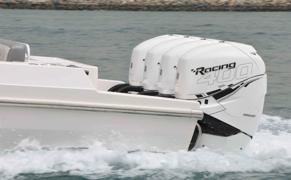 Why are outboard motors are more and more powerful?