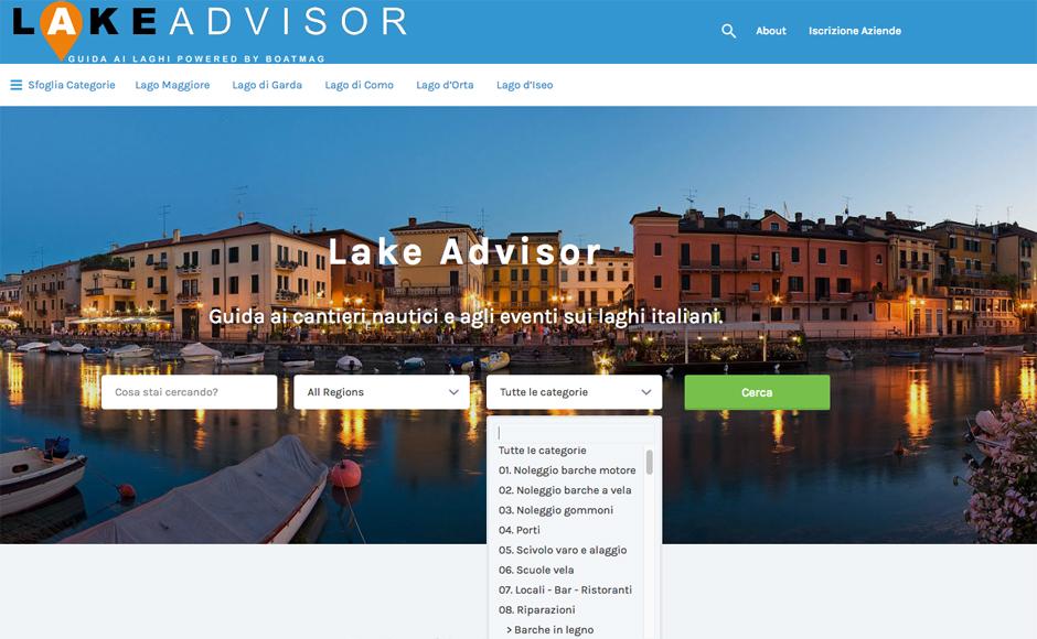 LakeAdvisor-Schermata-Filtri-Home