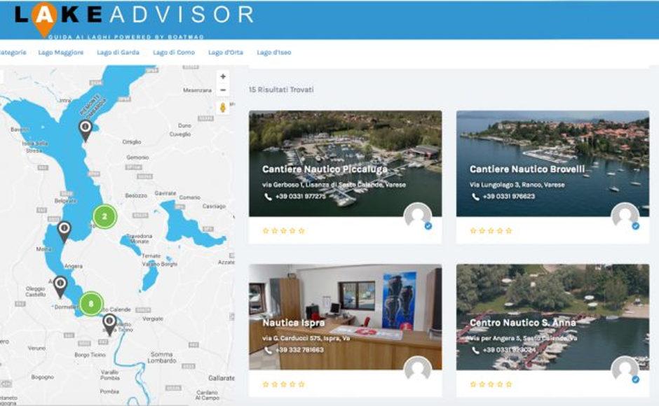 LakeAdvisor-Schermata-Lago