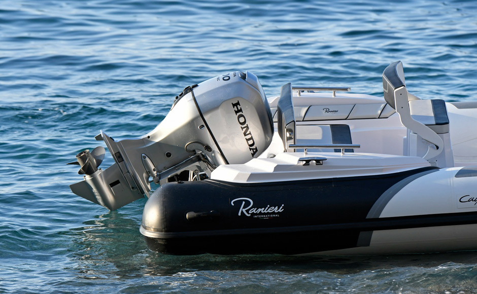 New in 2018: Honda BF40/BF50 and BF80/BF100 outboard motors