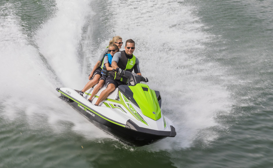 New in 2018: Yamaha WaveRunner VX gives more technology for a