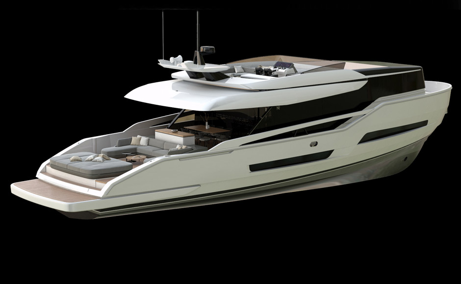 ISA YACHTS EXTRA 76: Extra in name and deed - Boatmag International