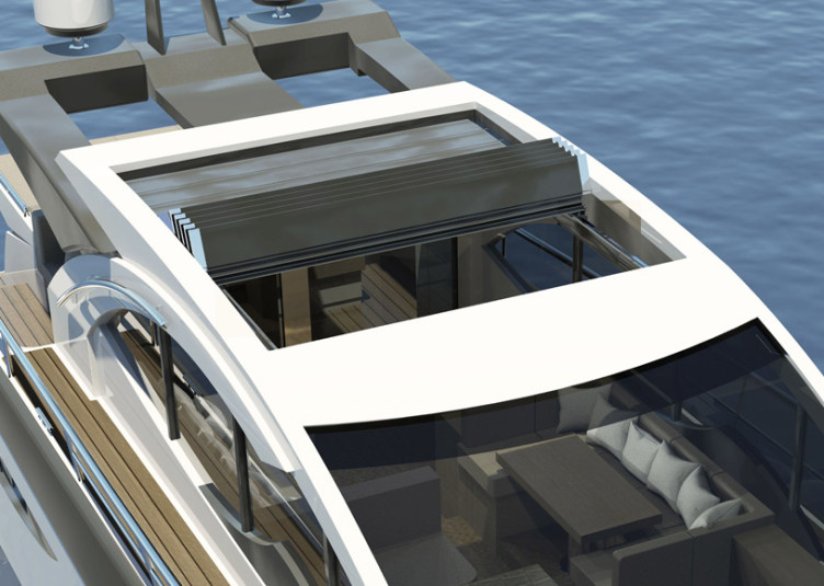 ISA YACHTS EXTRA 76: Extra in name and deed - Boatmag
