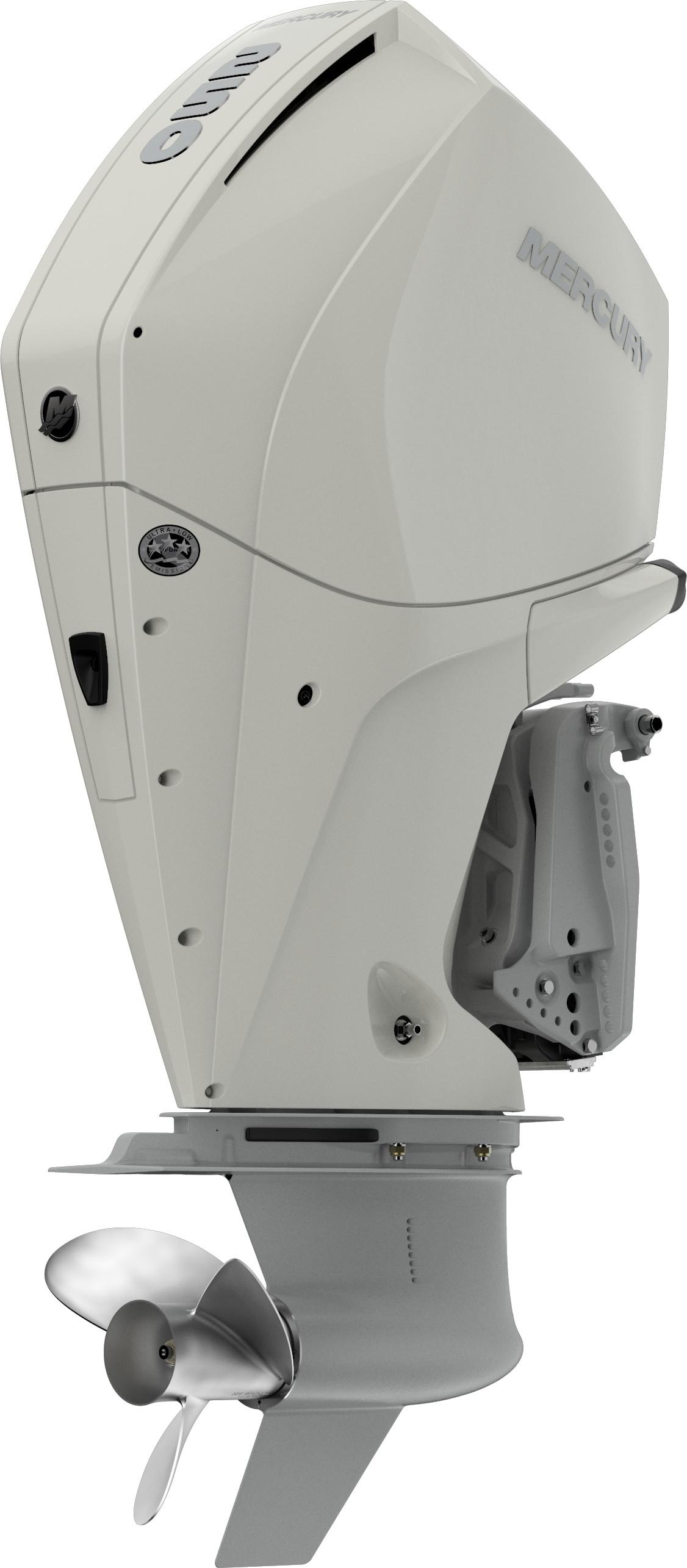 Mercury V8 Verado Fourstroke Pro XS (6) - Boatmag International