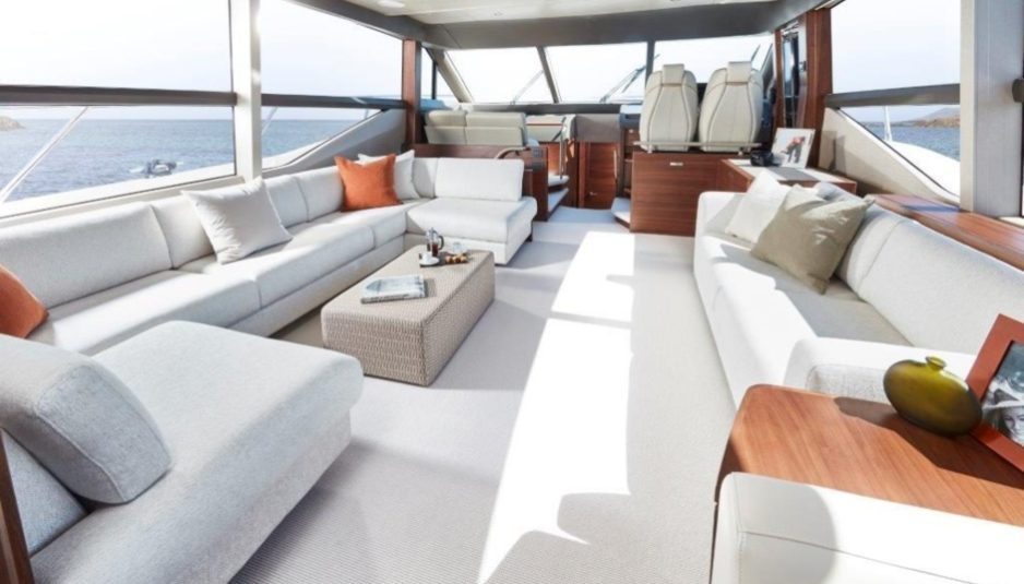 The New Princess 70 Is A Perfectly Balanced 21 Meter Flybridge