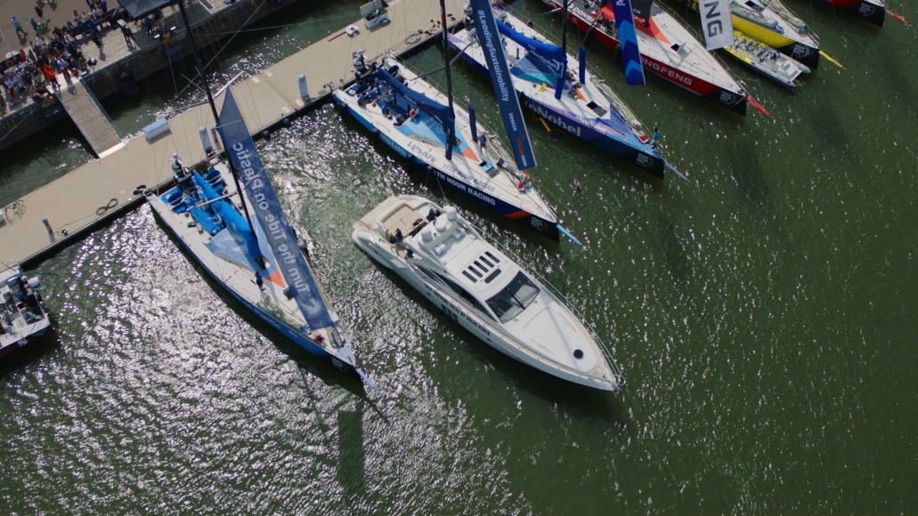 Volvo Penta self-docking technology will do the job for you