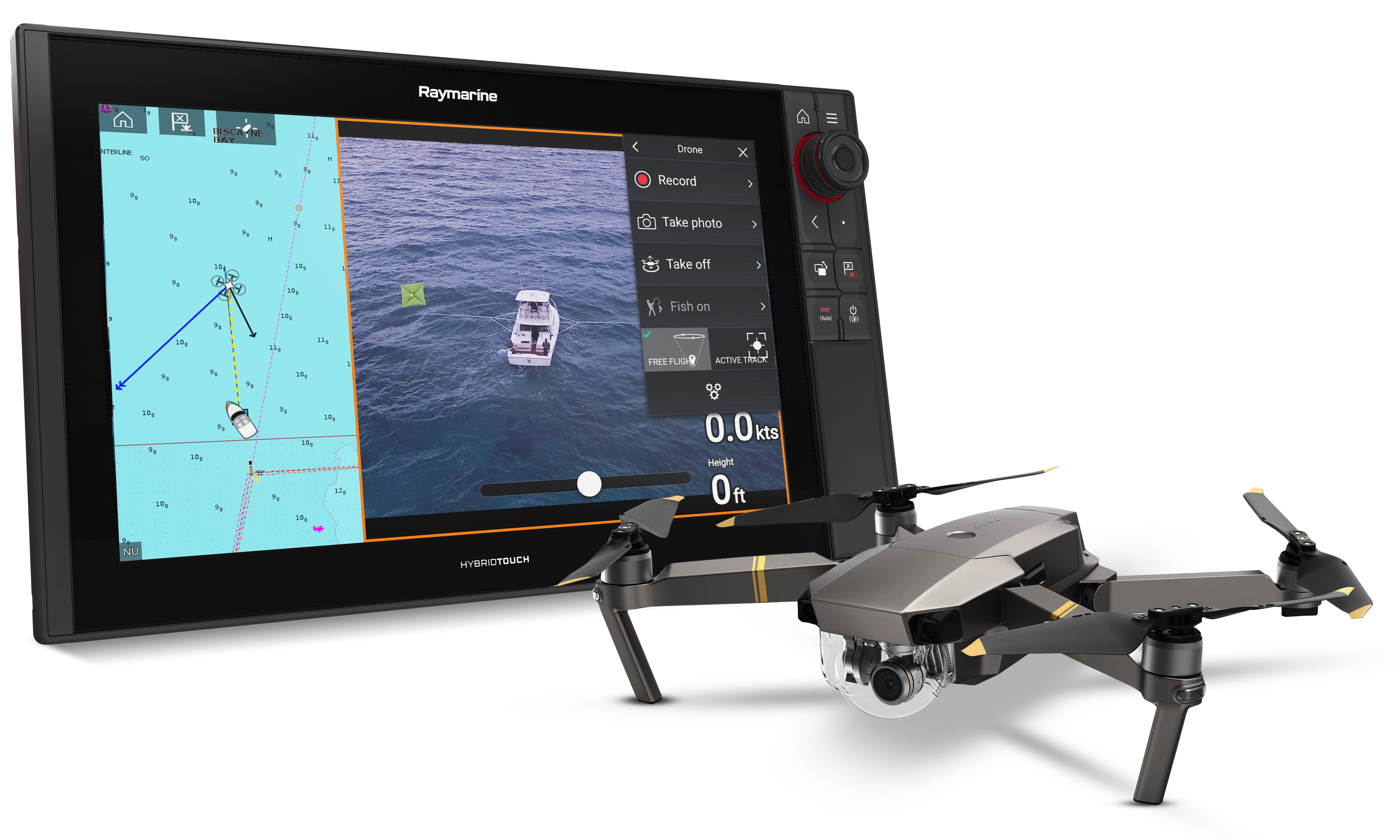 Raymarine Lighthouse 3 6 Takes You To The Sky With Axiom