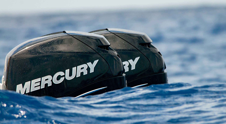 green boating Mercury