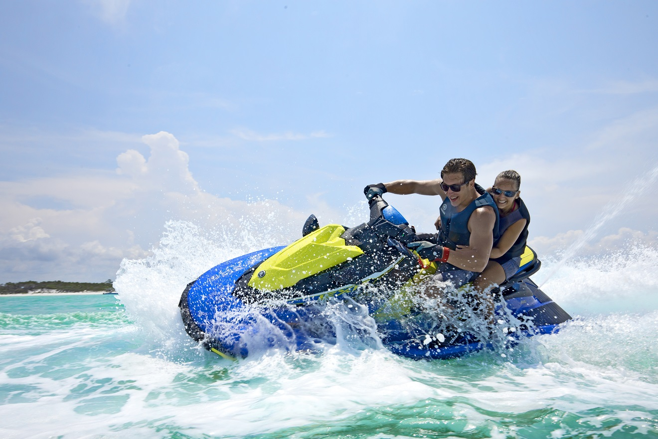 New in 2019: Yamaha Waverunner VX Series and EXR jet-skis