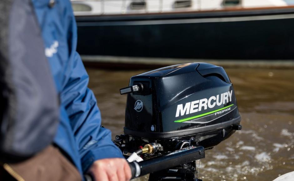 mercury green boating masters