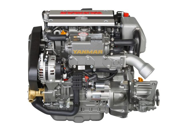 Yanmar engines show their technology for 2019 at Boot Düsseldorf