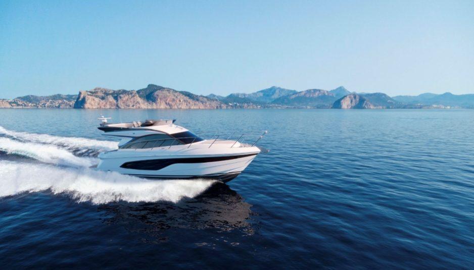 New In 2019 Princess Yachts Gives Us Princess Y85 V78 And F45