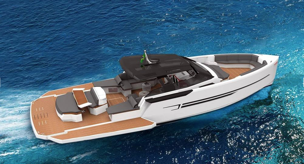 The Okeans land in Europe  The instigator is Vanguard Yachts