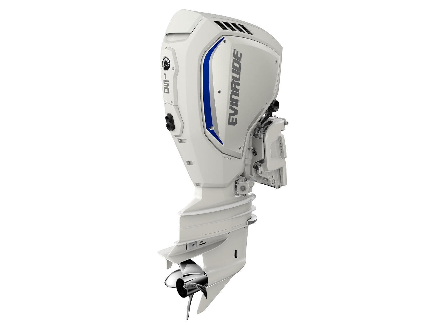 The family grows: meet the new three cylinder Evinrude E TEC G2