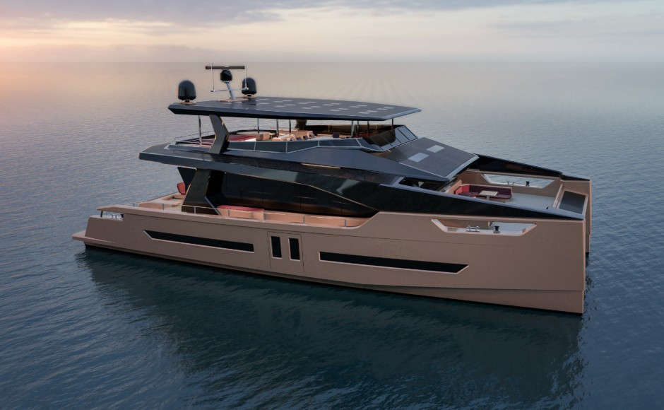 Alva Yachts Ocean Eco 90