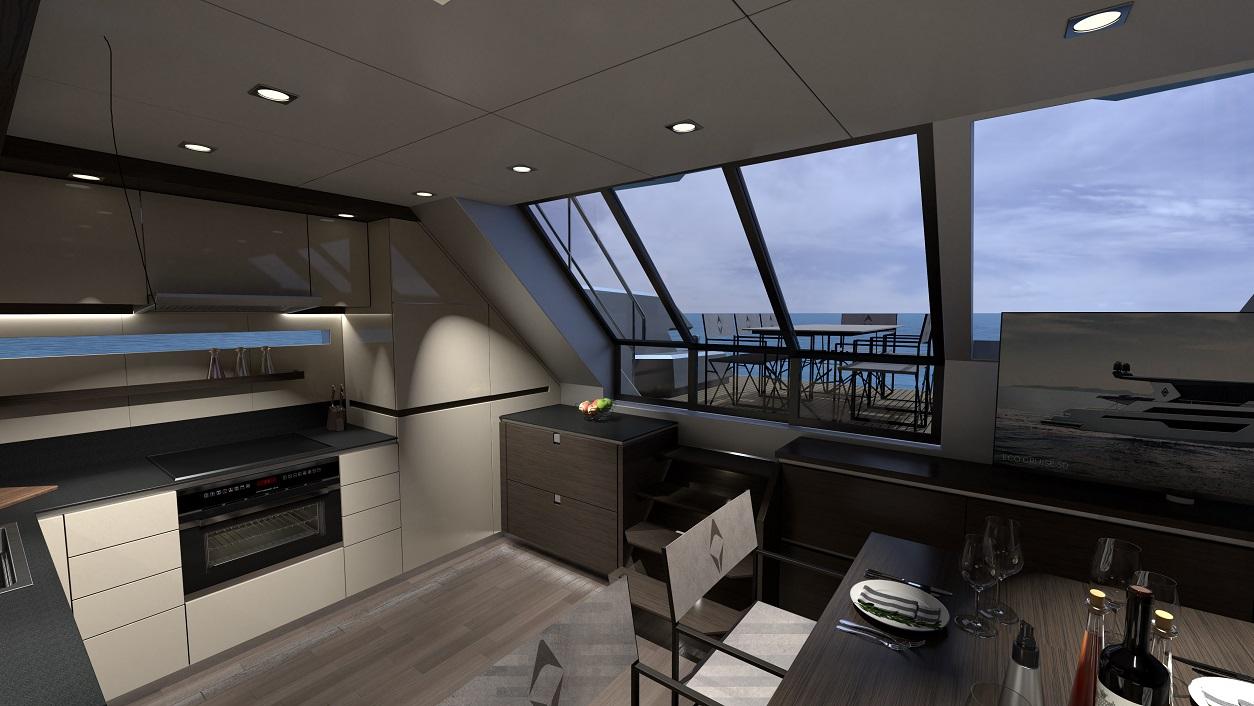 alva yachts ocean eco cruise electric catamaran dealer