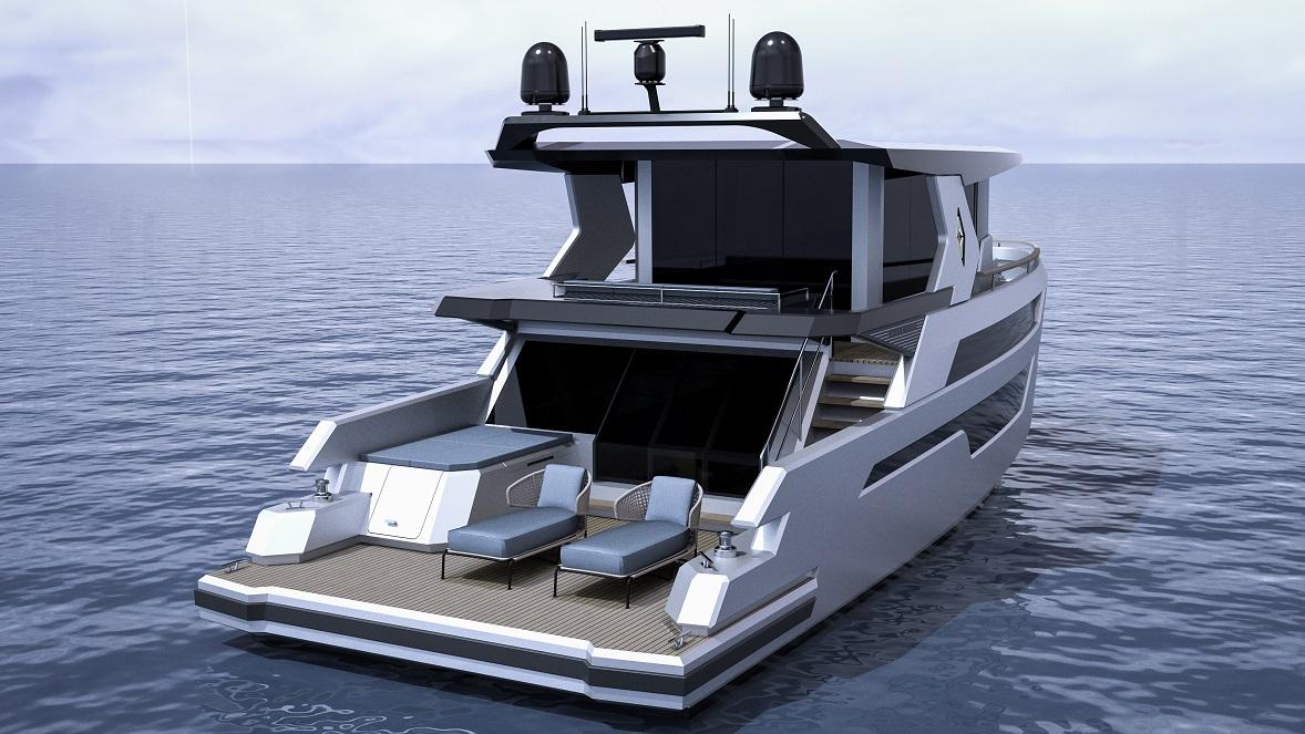 alva yachts ocean eco cruise 50 electric catamaran dealer