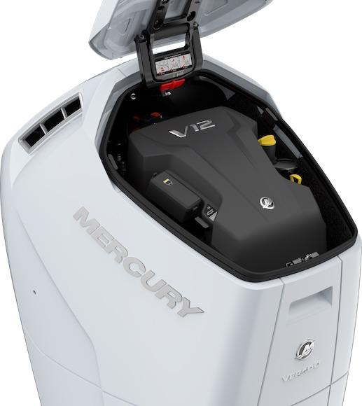 Mercury Verado V12 600 outboard