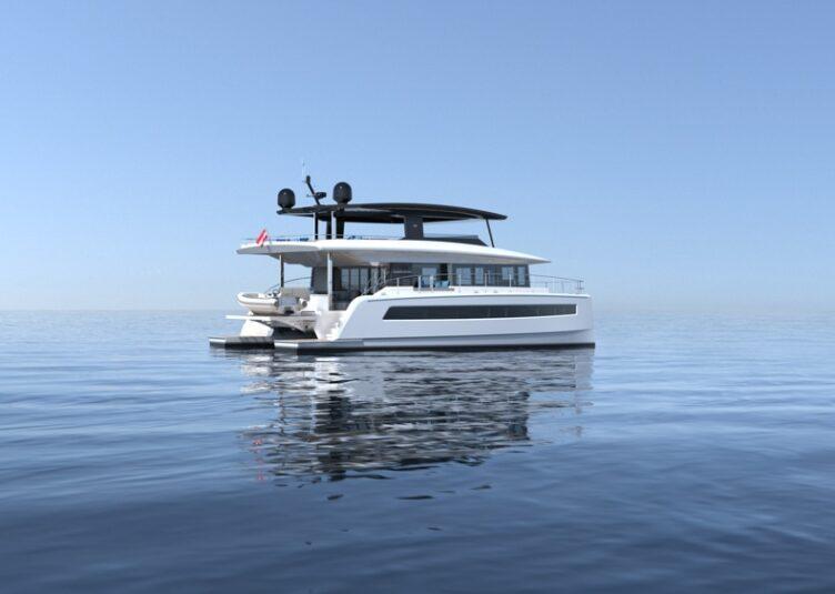 silent 62 tri deck volkswagen alva yachts