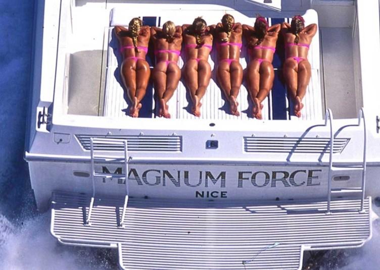 magum marine history book