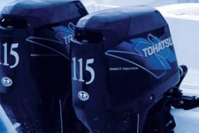 tohatsu outboard 115 hp