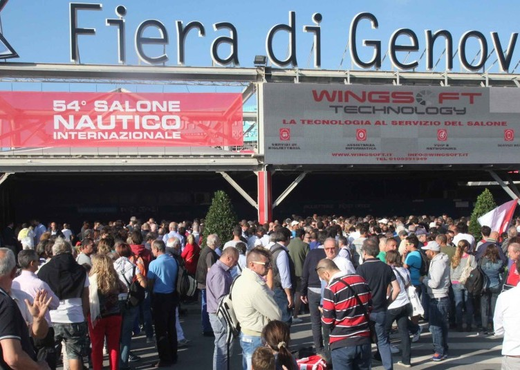 Genoa Boat Show 2015