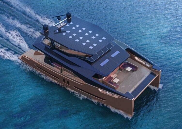 alva yachts ocean eco 60 electric catamaran dealer