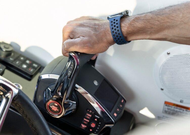 mercury dts digital throttle shift verado controls