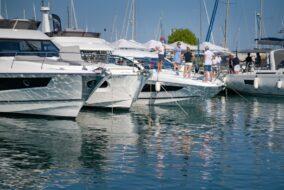 beneteau roadhow sea trials
