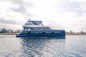 sunreef 60 power catamaran